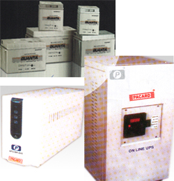 Batteries India